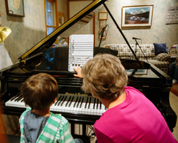 Teaching Piano to Kids in Ada, Michigan