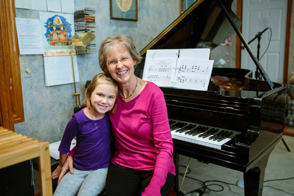 Piano Instructor from West Michigan