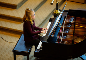 Student Taught Action Recital
